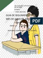 SEGUIMIENTO DE JUNIO 3°