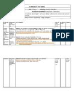 PLANIFICACION Multiplicacion y Division de Fraccion