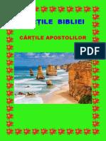 Cărți Din Biblie - Cărțile Apostolilor