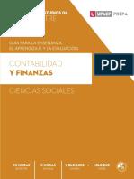 Contabilidad y finanzas-Plan de estudios UPAEP 2020 4to semestre