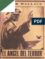 Wallace Edgar - El Angel Del Terror.pdf