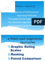 Performance Appraisal - Beth