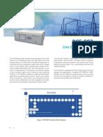 Catalog PCS-902 Line Distance Relay