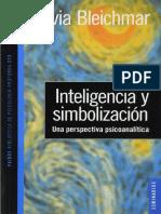 Inteligencia y simbolización. Una perspectiva psicoanalítica.pdf