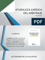 NATURALEZA JURIDICA DEL ARBITRAJE.pptx