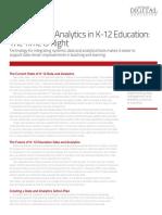 HMH-CDE Issue Brief DataAnalytics
