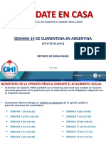 Informe Mop 25 de Junio