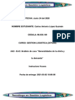 AA3  Evi3 Análisis de caso Generalidades de la oferta y la demanda.