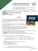 Guía de aprendizaje MATEMATICAS 9 2do periodo-2