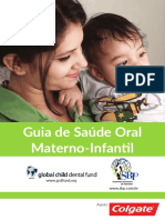 Guia de Saude Oral Materno Infantil