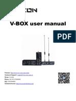 V-BOX User Manual