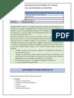 Trabajo de Proyecto FSD