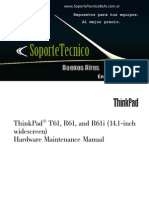 174.IBM - ThinkPad T61, R61, And R61i (14.1-Inch Wide Screen)