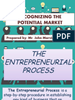 2- Recognizing the Potential Market- PART 1