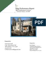 Surovell Energy Audit Report Final