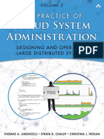 The Practice of Cloud System Administration Designing and Operating Large Distributed Systems by Thomas A. Limoncelli , Strata R. Chalup , Christina J. Hogan.pdf