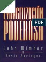 Evangelizacion poderosa - John Wimber.pdf