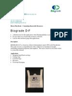 Biograde D-F