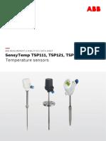 28. TSP121 ABB DS_TSP1X1_EN_F01