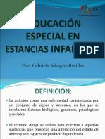 EDUC. ESPECIAL EN ESTANCIAS INFANTILES