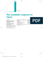 Metabolic Responses to Injury