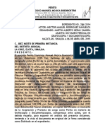 DICTAMEN PLANIMETRIA 01-10-15