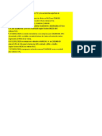 CONTABILIDAD LIBRO DIARIO Y LIBRO MAYOR Y BALANZA DE COMPROBAZION