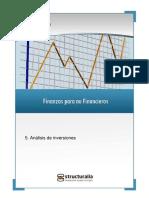 M5_Análisis de Inversiones