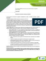 1. Antecedentes Normativos Nacional y Distrital