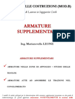 ARMATURE SUPPLEMENTARI