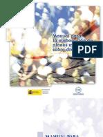 Manual Para La Elaboracion de Planes Municipales Sobre Drogas