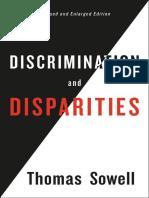 Thomas Sowell - Discrimination and Disparities-Basic Books (2019)