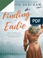 Finding Eadie Chapter Sampler