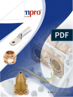 OHMPRO CABLE GLANDS - LUGS CATALOG - bmp