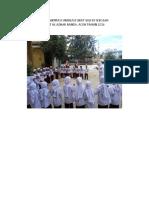 Dokumentasi Simulasi Sikat Gigi Di Sekolah Al Azhar