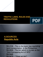 TRAFFIC LAWS, RULES AND REGULATIONS.pptx