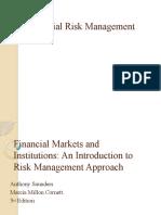 Financial Risk Management(1)