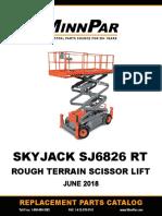 Skyjack-SJ6826 RT