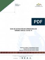 GUIA DE ACTUACION EN OPERADORAS DE TURISMO ANTE EL COVID 19 MSPAS