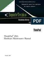 186.IBM - ThinkPad Z61t
