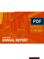 The New School / Annual Report 2008-2009