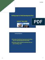 Drilling FDP Handout