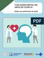 A cartilha saúde mental covid-19 ok