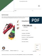 Buy Clamp Meter online _ GeM.pdf