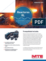 Flyer Reactores Rl