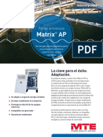 Flyer Filtros Armonicos Matrix AP