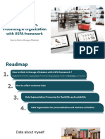 Data Collection, Processing & Organization with USPA framework