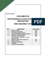 SENARAI SEMAK UNTUK DOKUMENTASI.doc