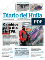 Junio 30 Diario del Huila
