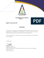 Certificación Sebastian Ruiz